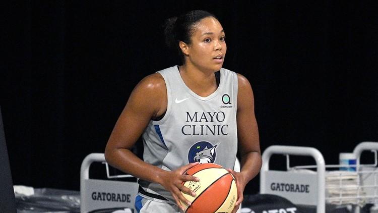 St. Louis native Napheesa Collier named to Team USA Olympic women's basketball team