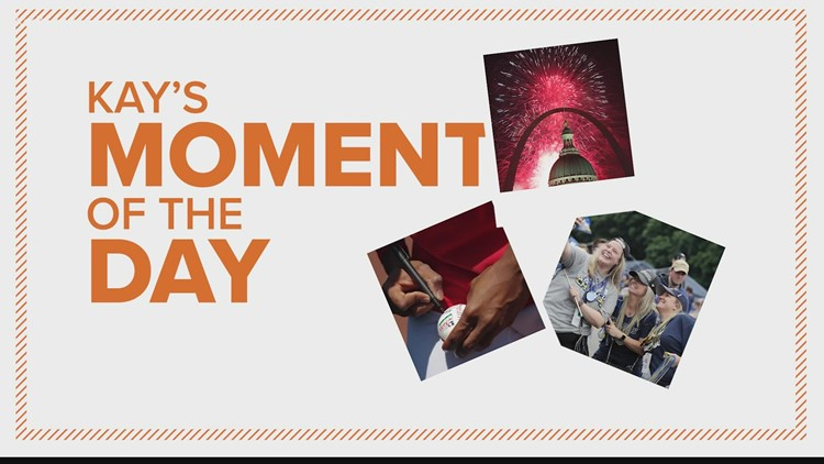 Kay's Moment of the Day: Sept. 9, 2021