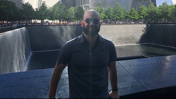 Buffa: Visiting the 9/11 Memorial is a humbling yet beautiful experience