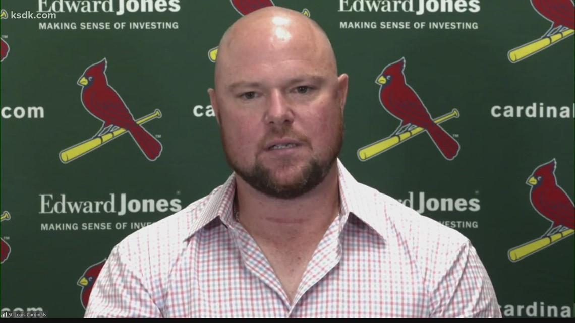 Jon Lester talks about succeeding with Cardinals