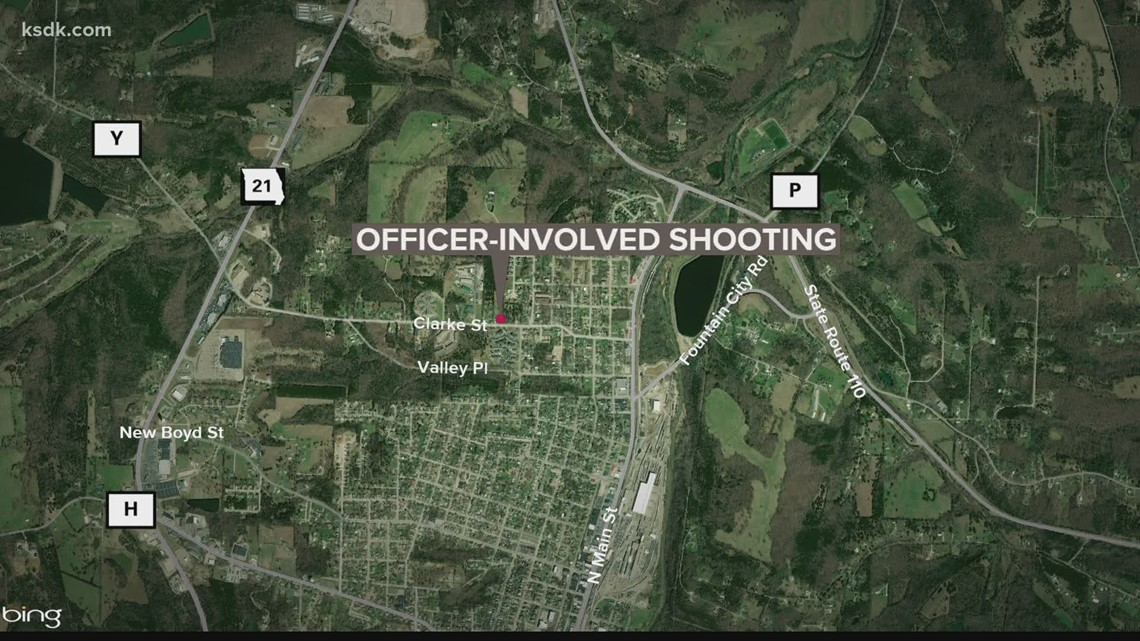 Suspect dies after officer-involving shooting in Jefferson County