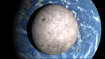 What's on the far side of the Moon?