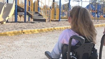 'I want all kids happy' | After exclusion, Wentzville 5th grader wants to bring adaptive playground equipment to school