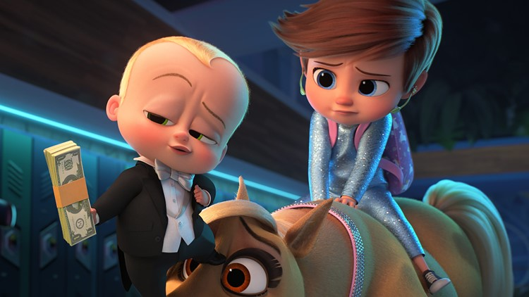 Movie Review: Tedious 'Boss Baby' sequel fails to generate laughs