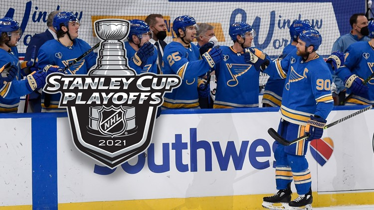 Postseason push | Here's where the Blues stand in the Stanley Cup Playoffs hunt