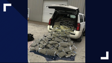 301 pounds of marijuana seized during traffic stop in Missouri