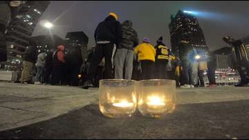 St. Louis remembers Kobe Bryant with candlelight vigils and jump shots