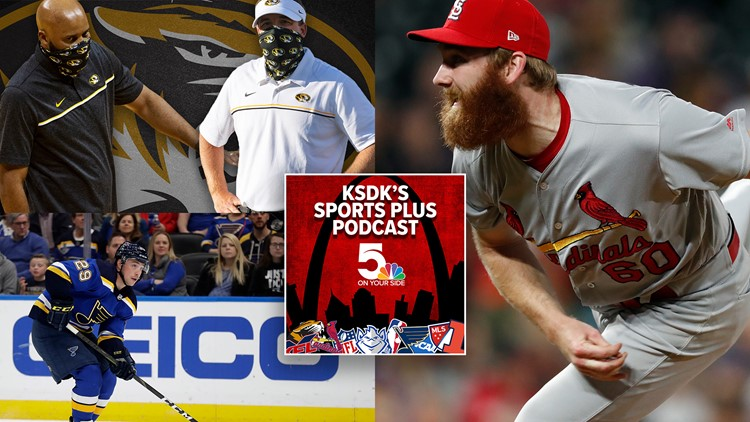 Sports Plus Podcast | Cardinals navigate 'mild stove' season while Mizzou hits a hot streak