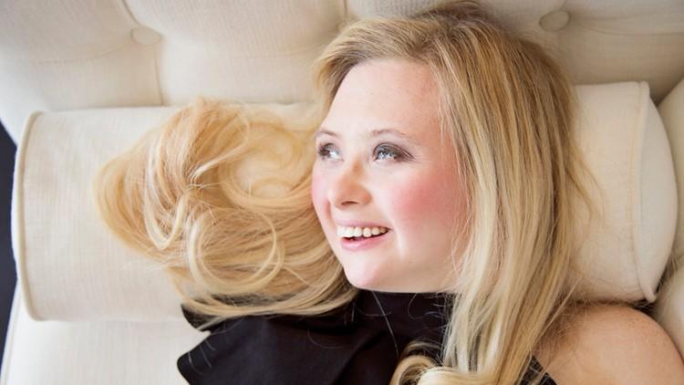 Model Grace Strobel