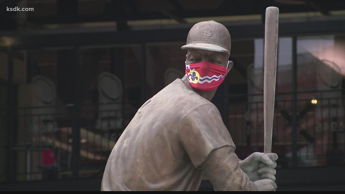 Cardinals mandate masks in parts of Busch Stadium