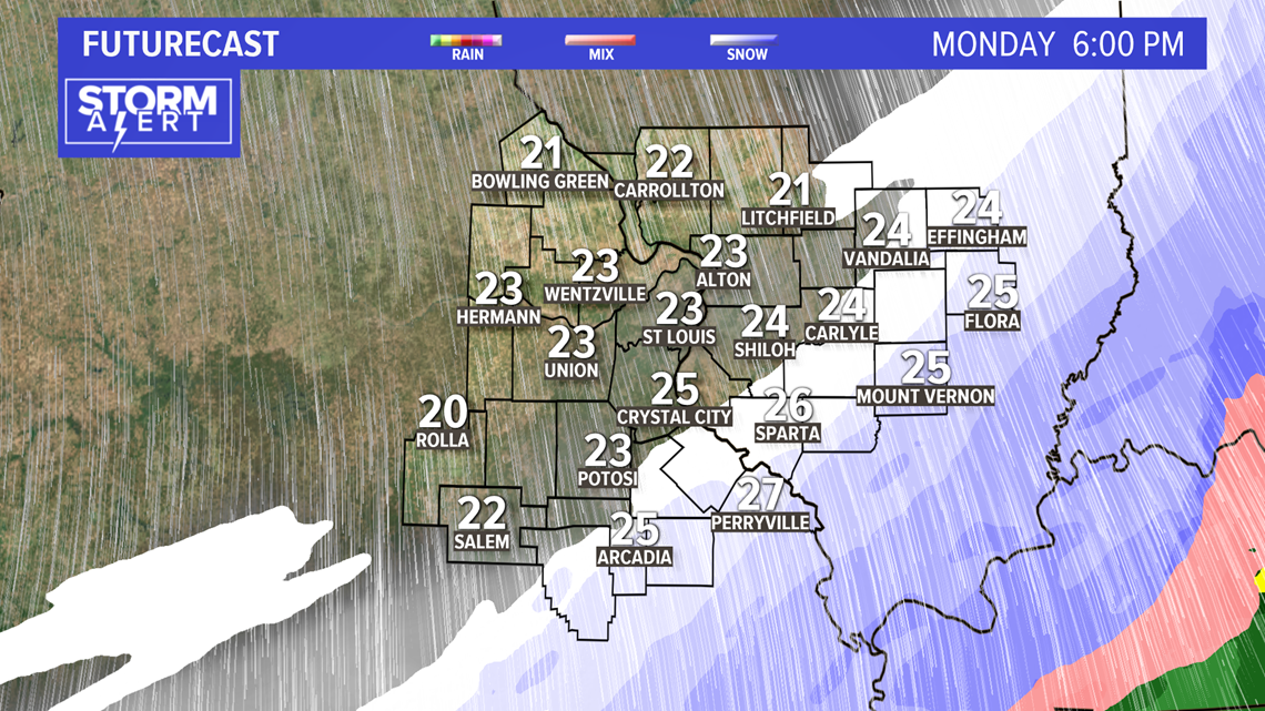 STORM ALERT | Slick roads remain an issue as snow tapers to flurries