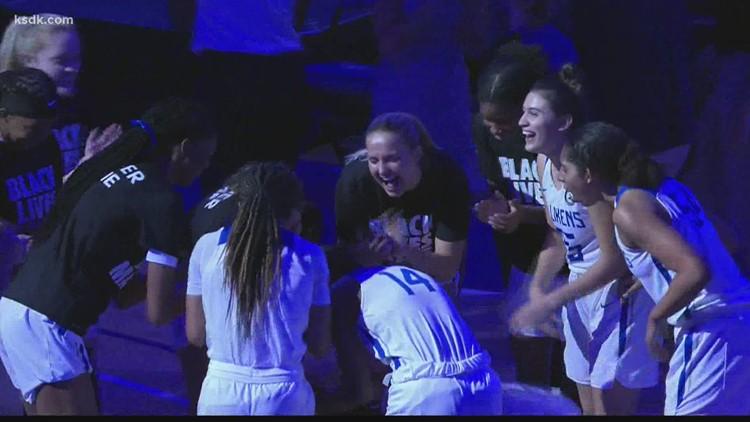 SLU Women's Basketball set to face DePaul in WNIT Tournament