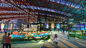 St. Louis Aquarium at Union Station opens on Christmas Day