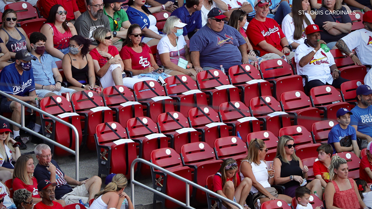 Cardinals reserve 13 seats at Busch Stadium for United States service members killed in Afghanistan
