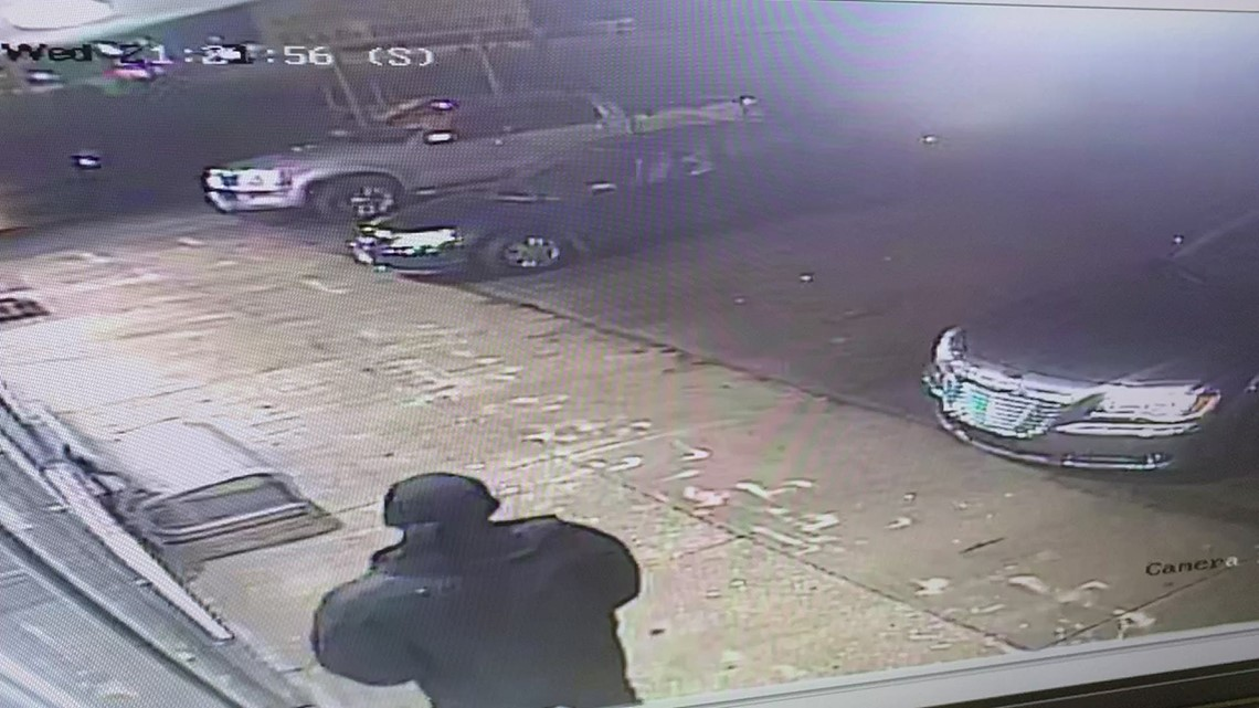 Newly released videos from Cahokia laundromat homicide