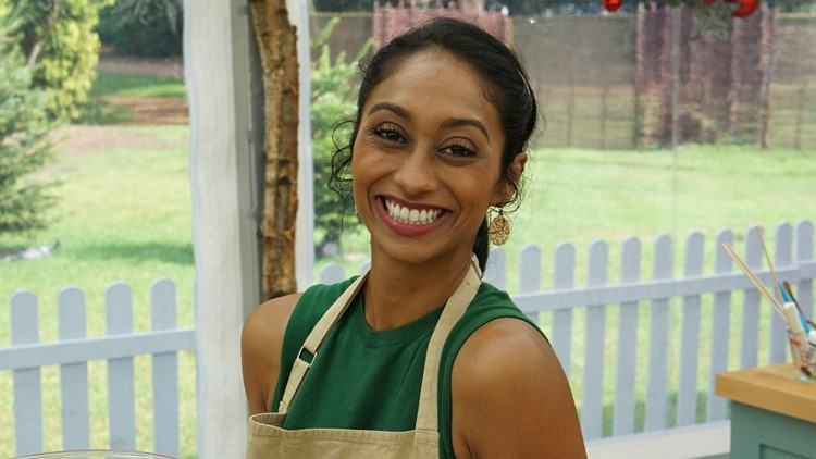 sarita gelner great american baking show holiday edition