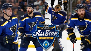The 'All-Blues' lineup promises to be highlight of the All-Star Game