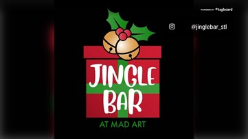 A third holiday-themed pop-up bar is coming to St. Louis