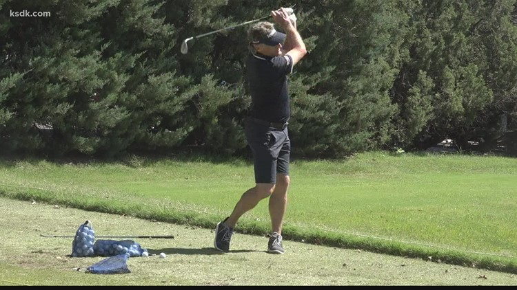 Golfers hit the course to prepare for Ascension Charity Classic