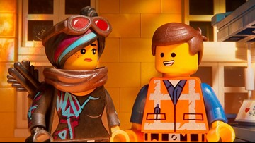 Review: Forgettable 'Lego Movie 2' is one big tiresome letdown