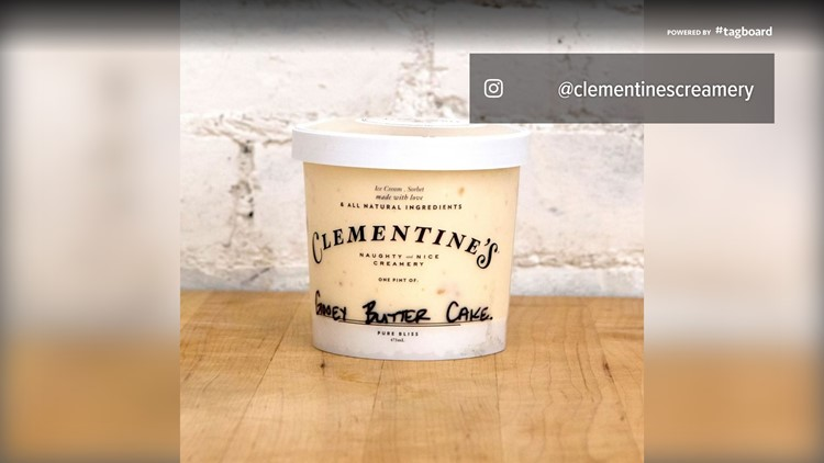 Gooey butter cake ice cream wins best new flavor in the US