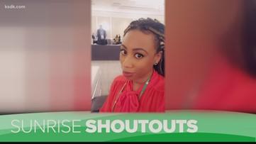 Sunrise Shoutout: Monique Bynum