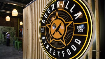 Guerrilla Street Food to open sixth location