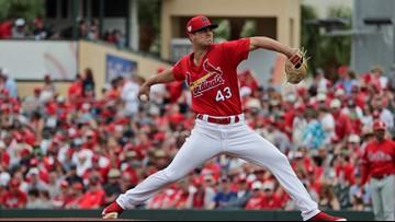 Dakota Hudson named Cardinals' No. 5 starter