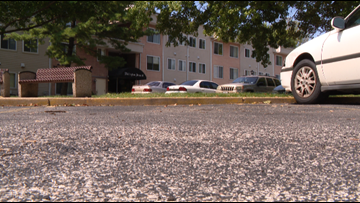 Neighbors concerned after overnight carjacking at senior living center