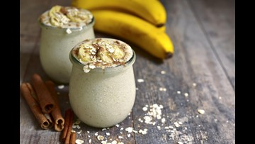 Recipe of the Day: Cinnamon Roll Smoothie