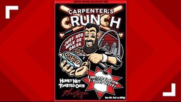 Love Matt Carpenter's Bueno Mojo Salsa? Cardinals' star adds breakfast cereal to his recipe list