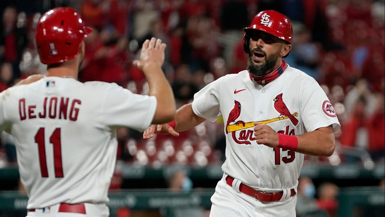 Cardinals hammer Strasburg, rout Nats 14-3, end 3-game skid