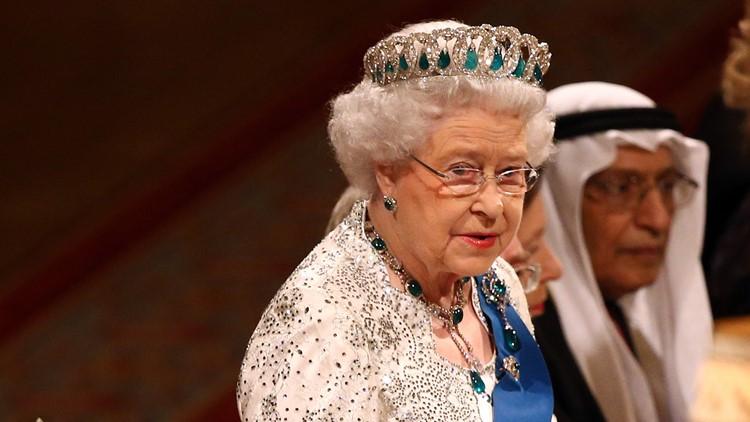 Queen Elizabeth Vladimir Tiara