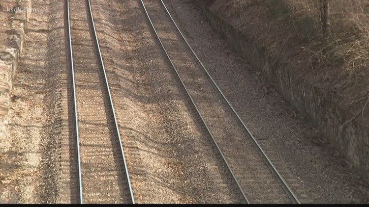Questions raised after 2 die on same day while crossing train tracks in St. Louis County