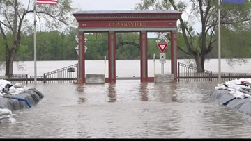 Clarksville gets $700k federal grant to design movable flood wall
