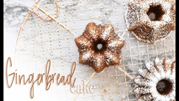 Recipe of the Day: Gingerbread Cake