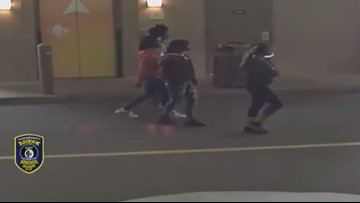 Police looking for 4 people shown in video just before attempted carjacking of 84-year-old at the Galleria