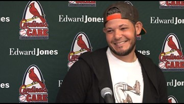 Yadier Molina open to playing past 2020, if Cardinals will have him