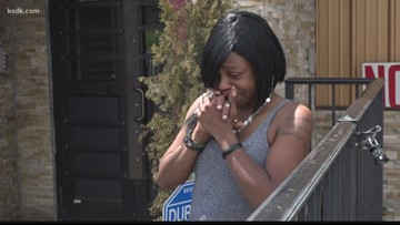 'I wasn't going to leave him' | Witness talks about helping officer Langsdorf after shooting
