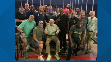 The 'Greatest Show On Turf' reunites