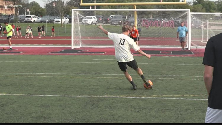 'He is a special player': Ft. Zumwalt South's soccer star preps for final prep season
