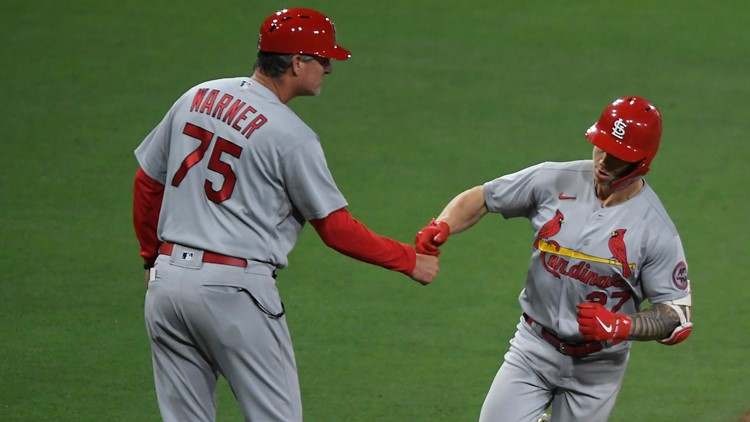 Cardinals pitchers take a walk on the wild side in 5-4 loss to San Diego