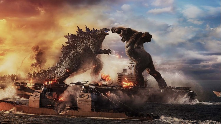 Movie Review | 'Godzilla vs. Kong' is a satisfying if uneven spectacle