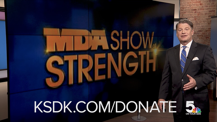 How to help the Muscular Dystrophy Association during 5 On Your Side's Show of Strength