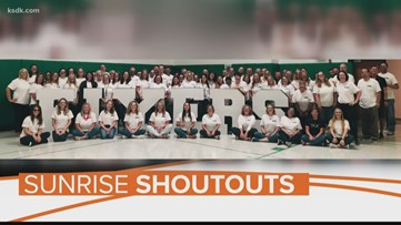 Sunrise Shoutout: Sperreng Middle School teachers
