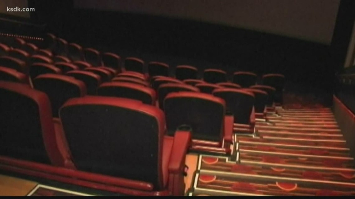 Decline of movie theaters leads St. Louis company into bankruptcy