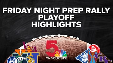 Friday Night Prep Rally Highlights: November 8