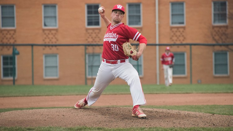 John Howard named National Pitcher of the Year