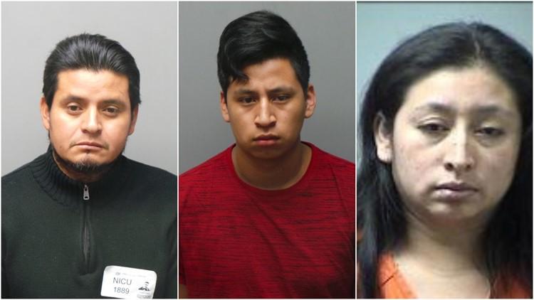 st. charles incest case charges Francisco Javier Gonzalez-Lopez, Norvin Leonidas Lopez-Cante, Lesbia Cante