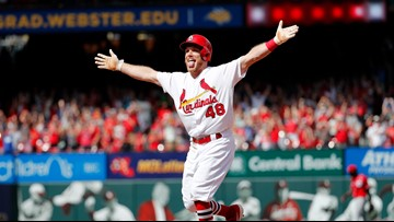 Why the Cardinals need to think long and hard about Harrison Bader's future